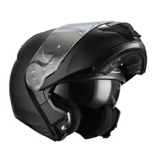 Casco Nzi modular combi duo Black brillo talla m