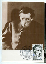 FRANCE 1985, CM 1° jour, CELEBRITES, CHARLES DULLIN, timbre 2390