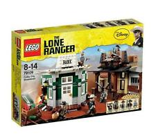 LEGO The Lone Ranger Duell in Colby City (79109)