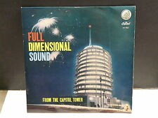 Full dimension sound from the Capitol tower GLEN GRAY / JOE CARR ... W9031