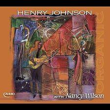 Henry Johnson, Nancy Wilson, Organic, Excellent
