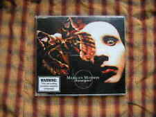 CD gothique Marilyn Manson tourniquet sticker Australia