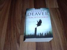 """Jeffery Deaver -- NACHTSCHREI // vom """"Kathryn Dance"""" Autor"""