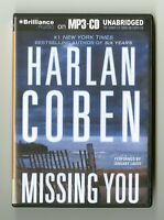 Missing You: by Harlan Coben - Unabridged Audiobook - MP3 CD