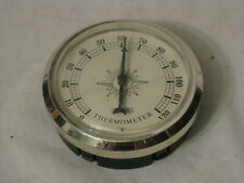 vintage Springfield analog thermometer Fahrenheit gauge plastic display part