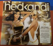 Hed Kandi The Mix: 2008 Box 3 X Cd digipack  EX/Mint