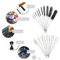 10pcs Household Pipe Bong Bottle Brushes Cleaner Glass Tube Cleaning Brush Tool