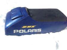 Polaris Ski-Doo RMK Snowmobile Seat Blue And Black