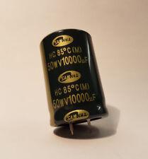 Elko 4x 10000µf 10000uf 50v HC 85 ° (M) snap-in CONDENSATORE Electrolytic Capacitor