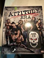 WWE Encyclopedia SIGNED By Stone Cold Steve Austin