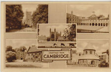 Photochrom Co Ltd Cambridge Posted Collectable English Postcards