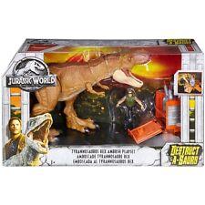 Jurassic World Destruct-a-saurs Tyrannosaurus Rex Ambush Playset - Brand New
