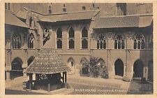 B5907 Poland Marienburg Hochschloss Kreuzhof 1914