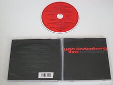 UDO LINDENBERG/LIVE IN LEIPZIG(POLYDOR 843 411-2) CD ALBUM