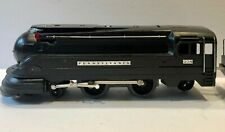Lionel Locomotive Penn Torpedo 4-4-2 #238E & Tender Pre War  (Read Below)