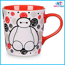 Disney Baymax Pattern Ceramic Mug brand new