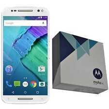 BNIB Motorola Moto X Style XT1572 32GB White Factory Unlocked 4G/LTE 3G Simfree
