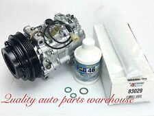 Remanufactured AC Compressor + new Desiccant Bag For 01-03 Mazda Miata w/ Wrty.