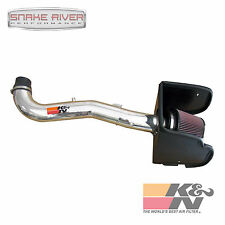 K&N PERFORMANCE POLISHED COLD AIR INTAKE FOR 2005-2014 NISSAN FRONTIER 4.0L