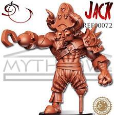 RN Estudio Jack Werewolf Star Player Big Guy