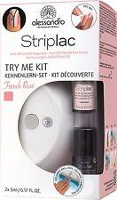 alessandro Striplac Try Me Kit French Rosé Starter Set/Kit (No 78-424) NEU 2016!