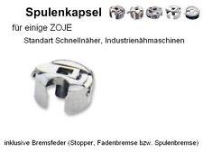 Spulenkapsel für einige ZOJE Standart Schnellnäher + Fadenbr. #B1,zoje,mh