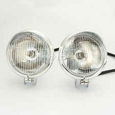 Motorcycle Front Passing Fog Light For Yamaha Road Star XV 1600 1700 Silverado