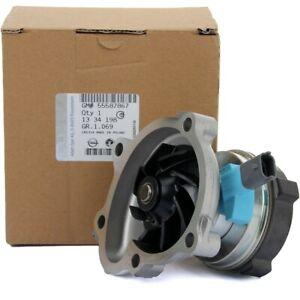 ORIGINAL GM Opel Wasserpumpe Kühlmittelpumpe ASTRA J 1.7CDTI 110/131 PS 55587867