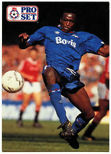 Earl Barrett Oldham Athletic #315 Pro Set Football 1991-2 Trade Card (C364)