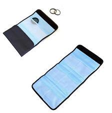 6 Pocket Lens Filter Holder / Pouch / Bag / Wallet / Case for 37mm -82mm Filters