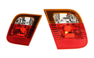 NEW Rear Left & Right Inner Tail Lights for BMW E46 318I320I325I316I330I 02-05