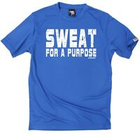Push Harder Than Yesterday Dry Fit Breathable Sports T-SHIRT Personal Best