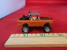 GL 1972 FORD BRONCO  4X4 DIECAST REPLICA WITH RUBBER TIRES LIMITED EDITION