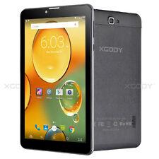 7'' SMARTPHONE XGODY ANDROID 6.0 3G DUAL SIM QUAD CORE 8GB HD PHABLET UNLOCKED