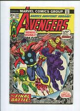 Avengers 122 VF+  (1963) Barry Smith Marvel Comics CBX1E