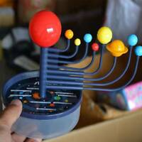 Creative Children Educational Toys 3D Solar System 9 Planets Assembling Model e