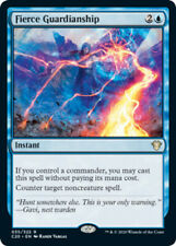 x1 Fierce Guardianship MTG Commander 2020 R M/NM, English