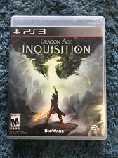 Dragon Age Inquisition PS3 Bioware EA