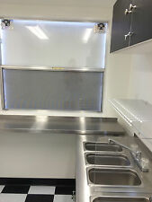 FOOD CONCESSION TRAILER 6' x 8' START YOUR NEW BUSINESS... LOW OVERHEAD!
