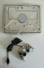 Xbox Classic, transparent crystal + best games