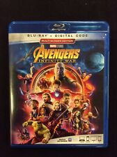 The Avengers: Infinity War (Blu-ray Disc, 2018), GREAT CONDITION!