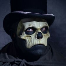 Baron Samedi Death's Head Forehead Latex Prosthetic