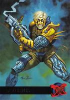 MAVERICK / X-Men Fleer Ultra 1995 BASE Trading Card #29