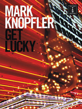 """""""MARK KNOPFLER-GET LUCKY"""" GUITAR-TAB EDITION MUSIC BOOK-BRAND NEW ON SALE RARE!!"""