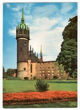 AK Lutherstadt Wittenberg / Am Schloss mit Schlosskirche