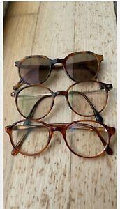 3 Brillen Lesebrille / Sonnenbrille / Markenbrille Fielmann - mit Sehstärke
