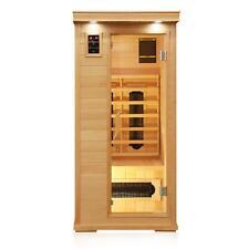 tronitechnik cabine infrarouge Sauna à chaleur céramique 90x90