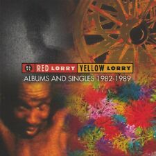 RED LORRY YELLOW LORRY Albums and Singles 1982-1989 - 4CD Box Set
