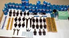 113 Techniks Cat 40 Tooling Kit For Haasfadal Cnc Mill Er Chuckcolletholder