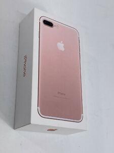 Apple iPhone 7 Plus - 128GB - Roségold Top Zustand